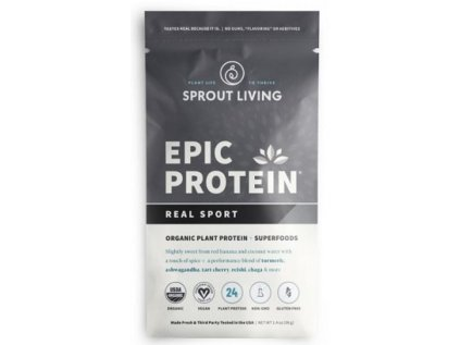 Sprout Living Epic proteín organic Real Sport 38g