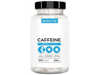 Bodylab Caffeine 200 tabliet