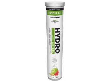 Bodylab Hydro Tabs with caffeine 20 tabliet