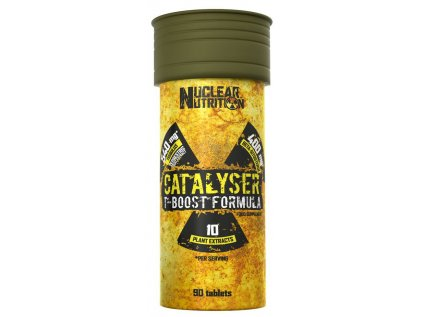 Nuclear Nutrition Catalyser (T-Boost Formula) 90 tabliet