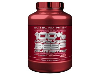 Scitec 100% Hydro Beef Isolate Peptides 1800g