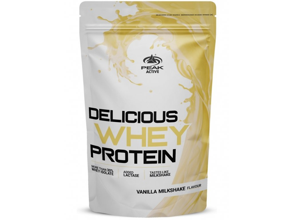 PEAK DELICIOUS WHEY NEW 2020