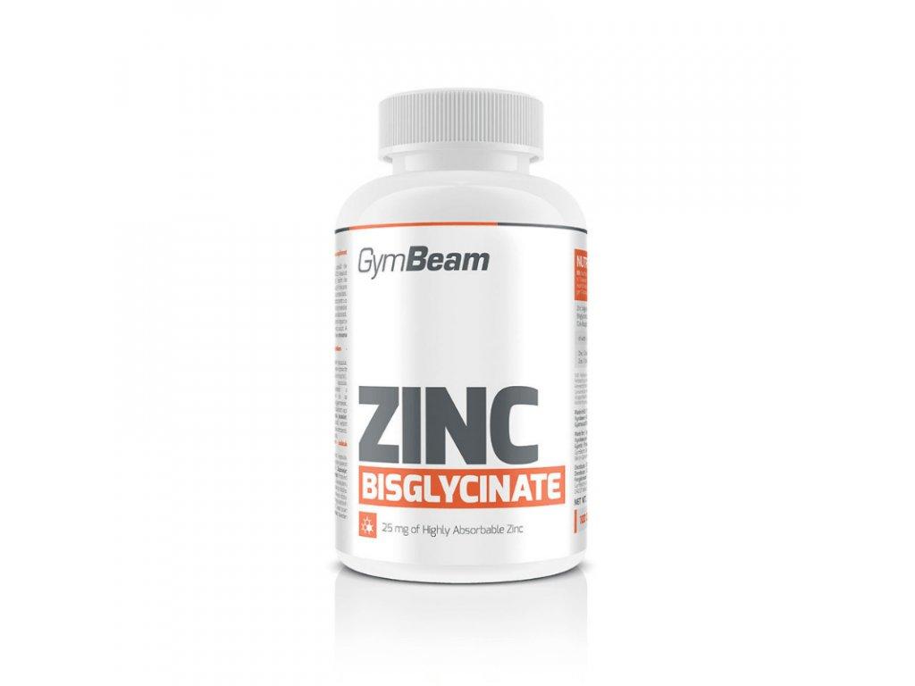 Zinc chelate 100 tab - GymBeam (Kapsle 100 kaps.)