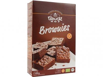 877137 bauck hof bio brownies cokoladovy kolac bezlepkova smes 400g