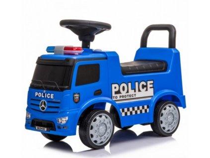 884031 tulimi jezditko odrazedlo mercedes policie modre