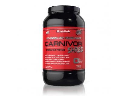 Carnivor Shred - MuscleMeds (Příchuť čokoláda, Balení (g) 1036 g)