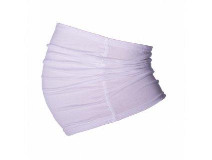 Be MaaMaa Těhotenský pás - bílý (Velikosti těh moda L/XL)