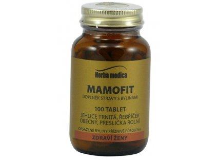 898107 herbamedica mamofit napeti v prsou 100 tablet