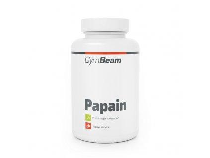 Papain - GymBeam (Kapsle 90 kaps.)