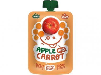 929679 bio kapsicka jablko karotka ovko 90 g