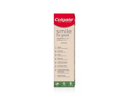 929382 colgate belici zubni pasta smile for good whitening 75 ml