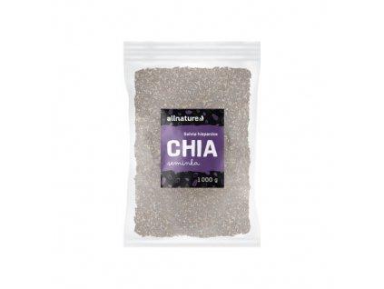 Allnature Chia semínka (Varianta 100 g)