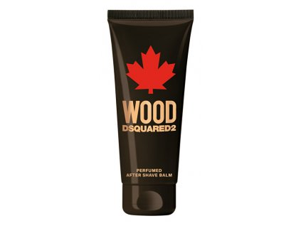 Dsquared² Wood For Him - balzám po holení (Objem 100 ml)