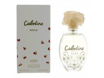 Gres Cabotine Gold - EDT (Objem 100 ml)