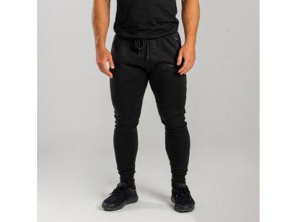 Tepláky Essential black - STRIX (velikost S, barva černá)