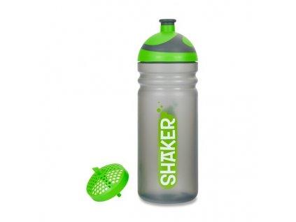 974268 r b zdrava lahev shaker zeleny 0 7 l