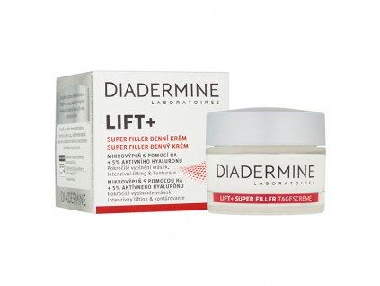 983655 diadermine denni krem pro vyplneni vrasek lift super filler 50 ml