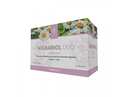 993213 biomedica migrainol duo 60 tob