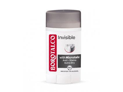 1021485 borotalco tuhy deodorant invisible 40 ml