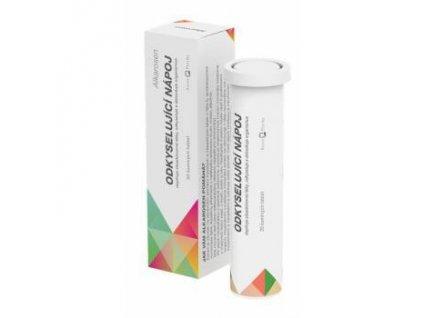 1001031 rosenpharma rosen odkyselujici napoj 20 sumivych tablet