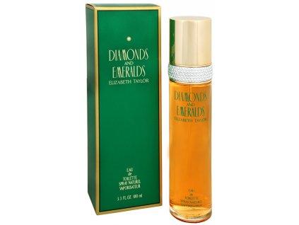 Elizabeth Taylor Diamonds And Emeralds - EDT (Objem 100 ml)