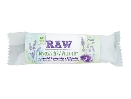 1018317 bio levandule chodounska bio raw tycinka divoka visen s levanduli chodounskou 50 g