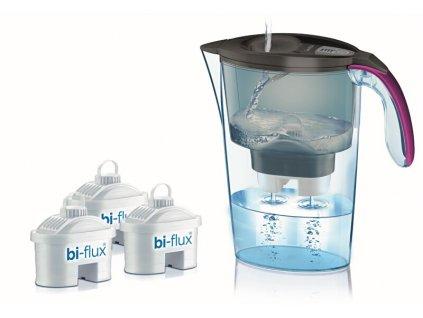 1023057 laica j9067a1 light graffiti set 3 filtry konvice na vodu pro filtraci vody