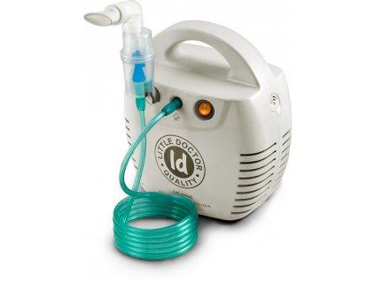 1026126 little doctor kompresorovy inhalator ld 211c bily