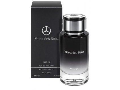 Mercedes-Benz Intense - EDT (Objem 120 ml)