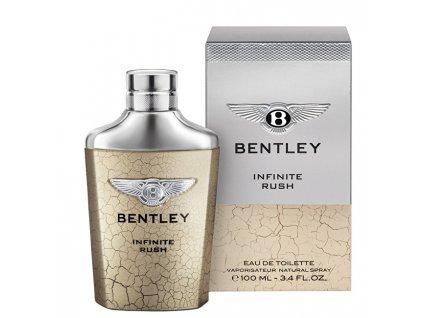 Bentley Infinite Rush - EDT (Objem 100 ml)