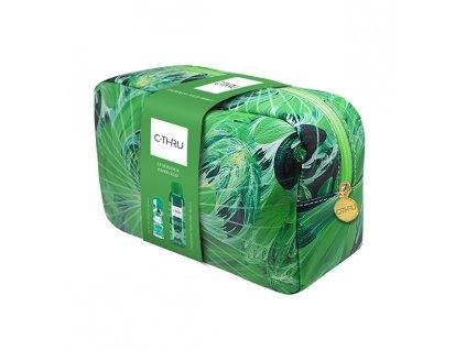 1028601 c thru luminous emerald edt 30 ml deodorant ve spreji 150 ml kosmeticka tasticka