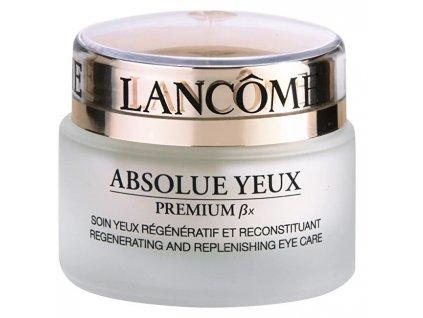 1028247 lancome zpevnujici ocni krem absolue yeux premium x regenerating and replenishing eye care 20 ml