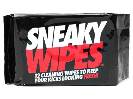 1028310 sneaky cistici ubrousky na obuv sneaky wipes