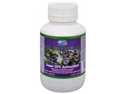 1034088 australian remedy super opc antioxidant vytazek z hroznovych zrnek 100 kapsli