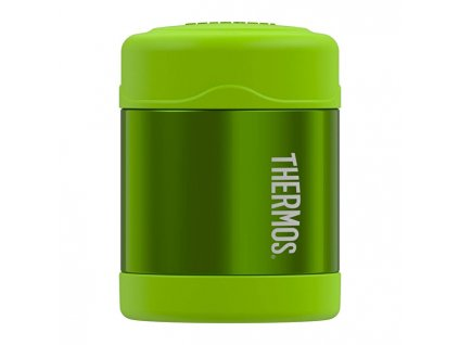 1037256 thermos funtainer detska termoska na jidlo limetkova 290 ml