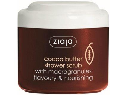 1041285 ziaja vyzivujici sprchovy peeling cocoa butter 200 ml