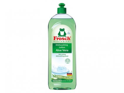 1041576 frosch pripravek na nadobi s aloe vera 750 ml