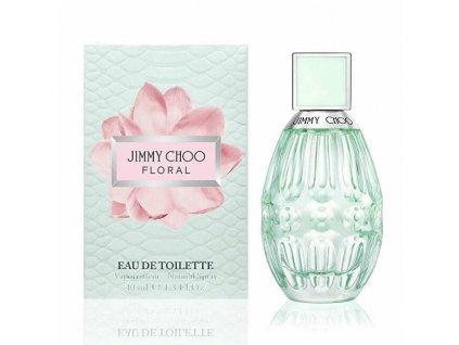 Jimmy Choo Floral - EDT - TESTER (Objem 90 ml)