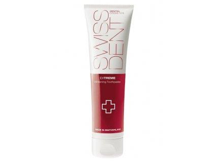Swissdent Bělicí zubní pasta Extreme (Whitening Toothpaste) (Objem 100 ml)