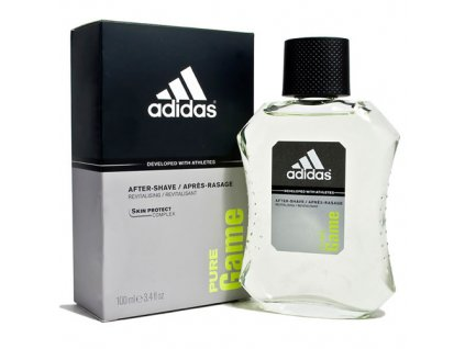 Adidas Pure Game - voda po holení (Objem 100 ml)