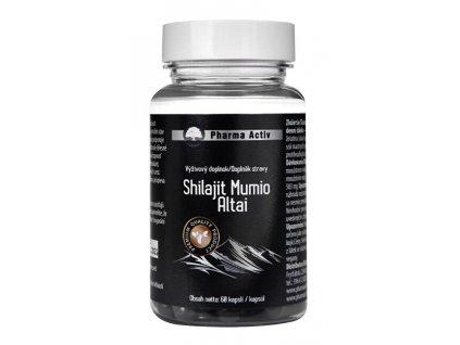 1046505 pharma activ shilajit mumio altai 60 tablet