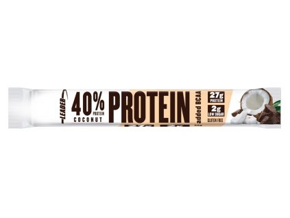 40% LEADER Protein BAR - 68g (Varianta Coconut)
