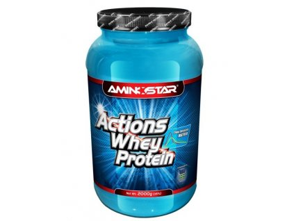 aminostar whey protein action 65 2000g
