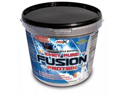 Amix Nutrition Whey Pure Fusion Protein 4000g (Příchuť krémová pistácie)
