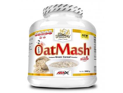 Amix Oat Mash 2000g (Příchuť Bílá Čokoláda)