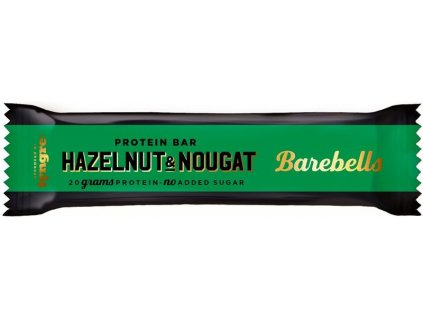 Barebells Protein Bar 55 g (Balení 55 g, Příchuť bílá čokoláda/mandle)