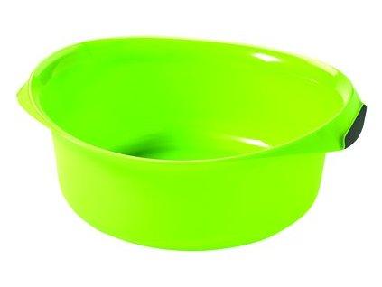43793 curver lavor kulaty zeleny 9l