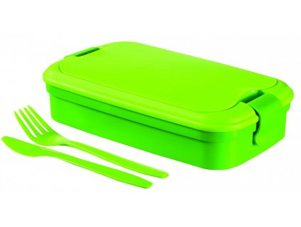 43553 curver picnic box lunch go zeleny