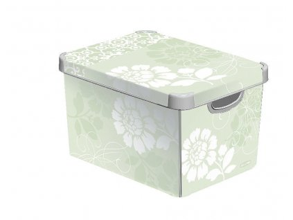 43187 1 curver ulozny box romance sedy velikost l