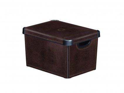 43175 1 curver ulozny box vzor kuze velikost l